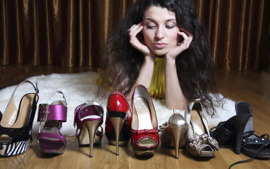 Las mujeres somos amantes de los zapatos y todas sabemos lo que signific...