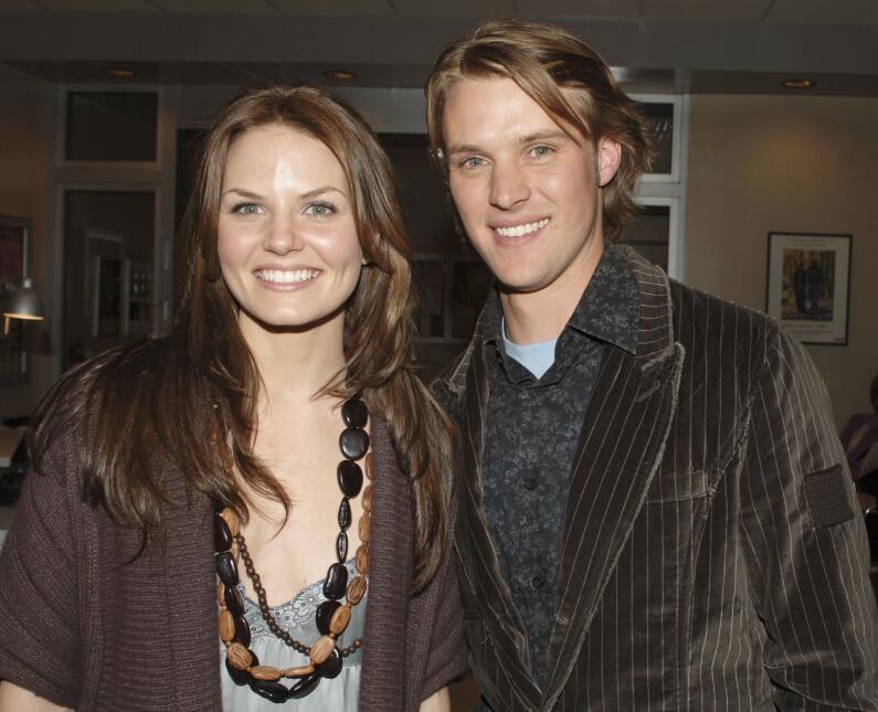 Jesse Spencer and Jennifer Morrison