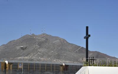 Ciudad Juárez espera sanar gracias al papa