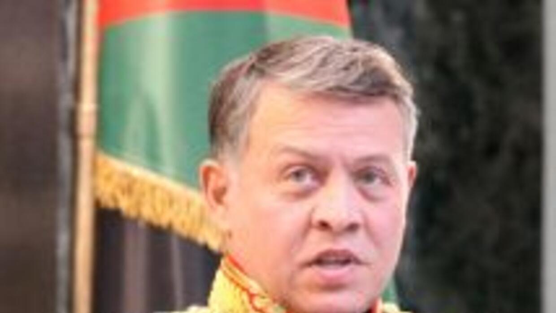 El rey Abdalá II ascendió al trono en 1999 tras la muerte de su padre, e...