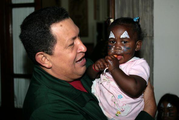 Los poderes especiales concedidos al líder Hugo Chávez serán validos has...