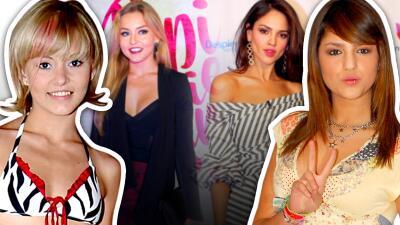 Estas actrices de telenovela cambiaron tanto que lucen irreconocibles