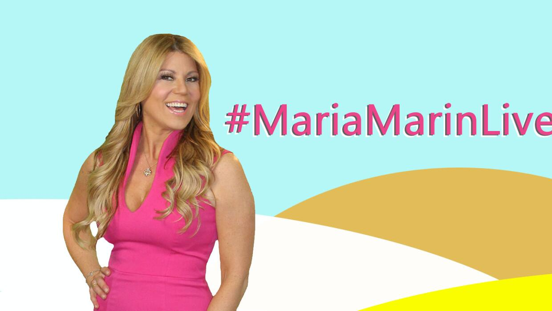#MariaMarinLive