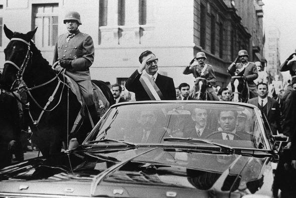 Ahora, casi 40 años después, la justicia chilena podrá determinar si All...