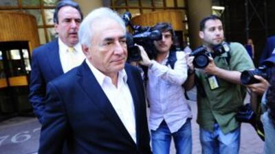 Dominque Strauss-Kahn fue arrestado el pasado 14 de mayo.