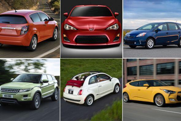 Deportivos, compactos, SUVs, convertible y hasta eléctricos... Varios fa...