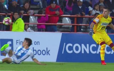 'Chucky' Lozano dijo 'presente' con el 4-0 al Saprissa