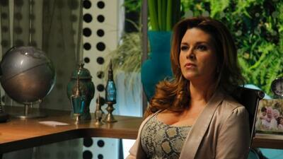 Alicia Machado da vida a Madame Rochy. Conoce su historia por UniMás.