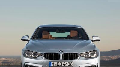 Aquí está el nuevo BMW Serie 4 Gran Coupé