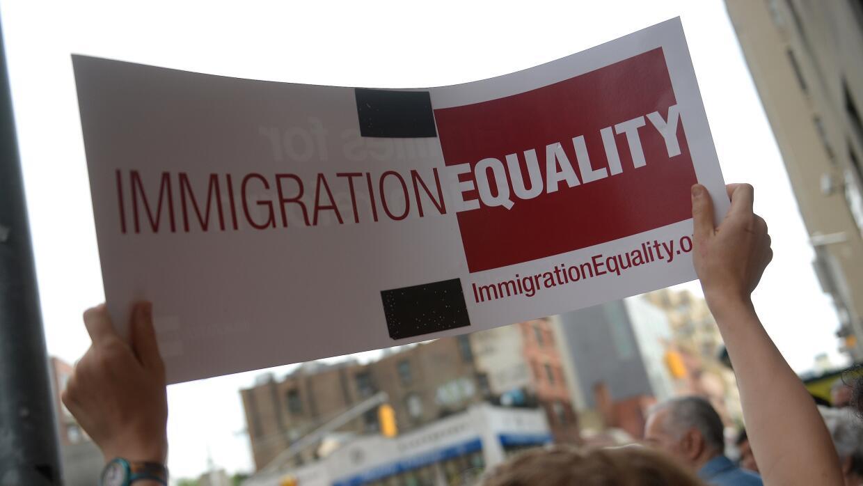 Inmigración en EEUU