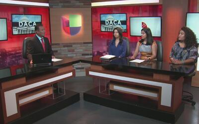 Continúa la lucha por el alivio migratorio DACA