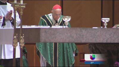 Se despide Cardenal George de Chicago