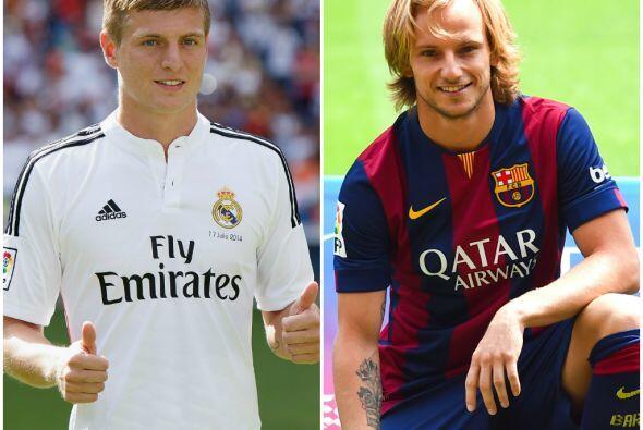 Como cada curso, el Real Madrid y el Barcelona han acaparado los grandes...