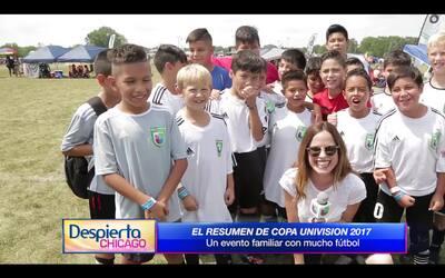 Toda la emoción de la Copa Univision Chicago 2017