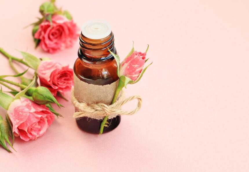 esencia de rosas