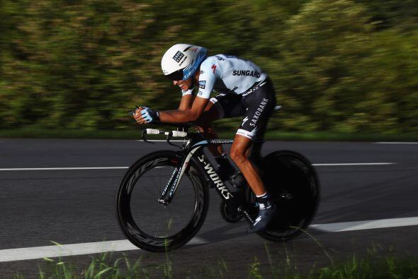 El español Alberto Contador deberá esperar hasta el otro año para intent...