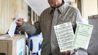 Desde el 20 de agosto los colombianos en EEUU podrán votar en la Consulta Anticorrupción