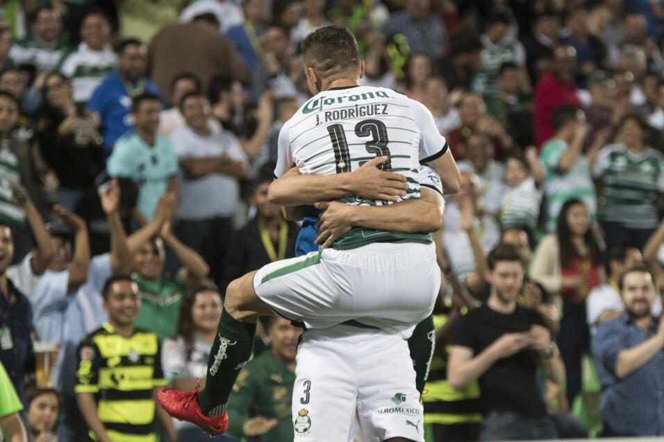 Santos no hacía cinco goles como local desde el 2012  20180214-4383.jpg