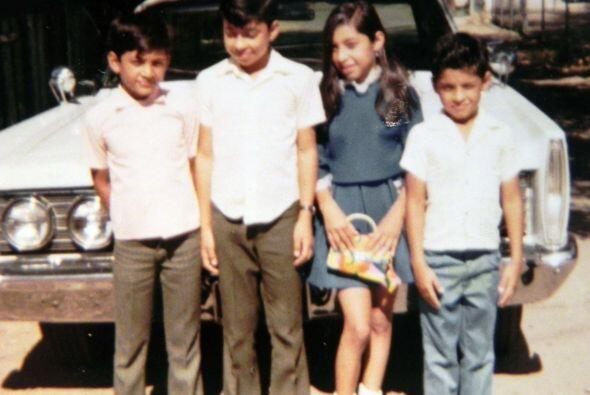 Leticia Hernández, hermana de José Hernández recuerda que la pizca era u...