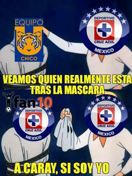 No solo fue Zacatepec, los memes tampoco tuvieron compasión con Tigres D...