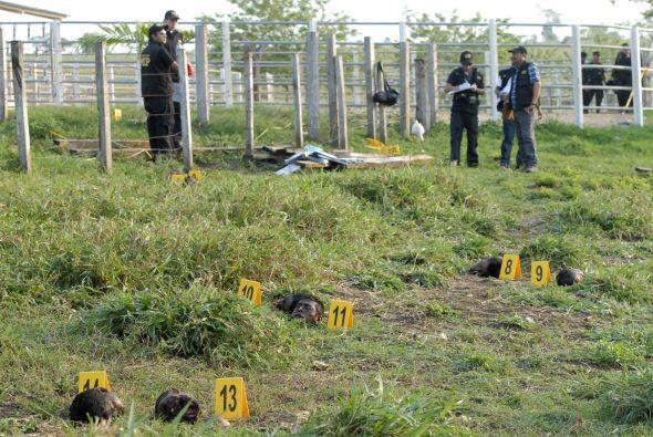 Los hechos de violencia del fin de semana en Guatemala serán un importan...