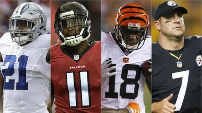 Top 10 Figuras de la Semana 4 en la NFL