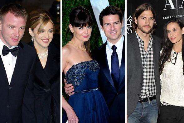 Una de estas estrellas tuvo que dar a su ex una generosa suma que podría...