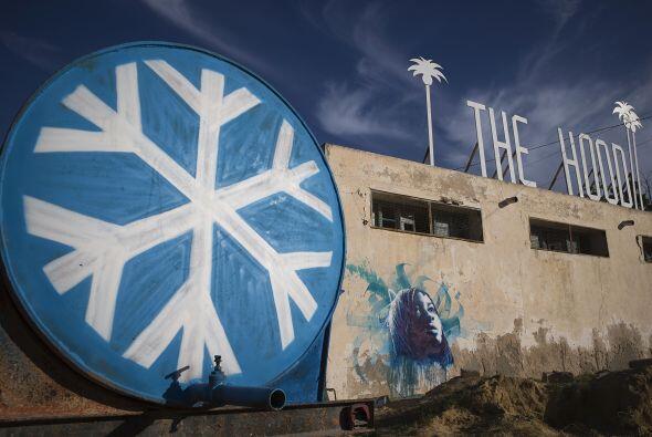 El arte urbano es una corriente que ha tomado mucha fuerza durante los &...
