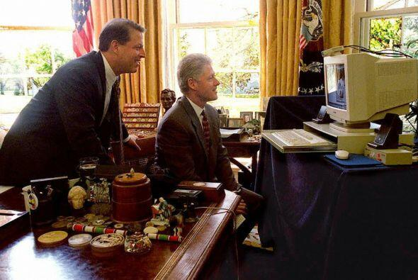 La presidencia de Bill Clinton tuvo sus logros pero también sus claroscu...
