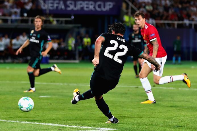 El Real Madrid le enseñó al Manchester United quién es el rey con la Sup...