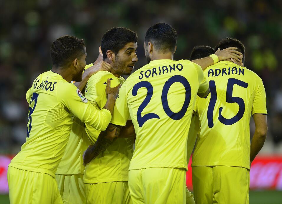 17. Villarreal (España - UEFA) / 200 puntos