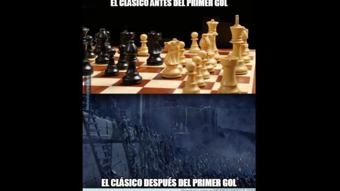 Los memes del triunfo del Real Madrid sobre Barcelona en el Camp Nou 114...
