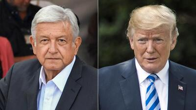 U.S.-Mexico relations enter new era of AMLO and Trump