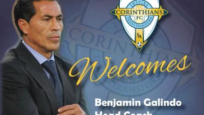 Benjamín Galindo a la NPSL