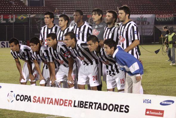 El conjunto guaraní nunca ganó el certamen aunque llega a cuartos con se...