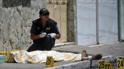 Honduras es el país más violento del planeta, con una tasa de 90.4 homic...