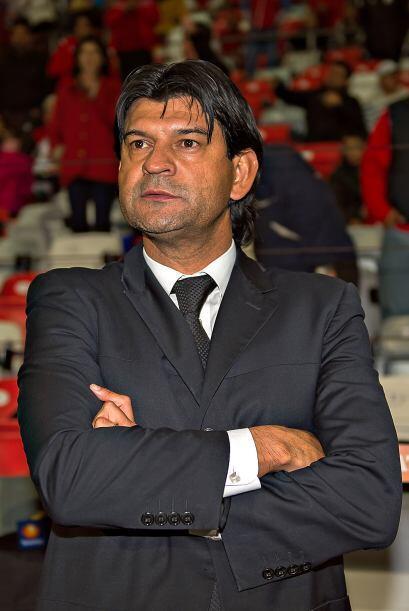 Toluca tiene un estratega ofensivo, José Saturnino Cardozo, intenta plas...