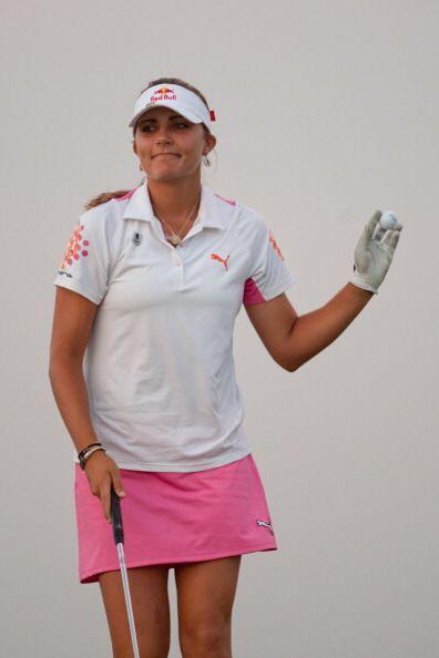 La estadounidense Lexi Thompson se convirtió en la jugadora más joven en...