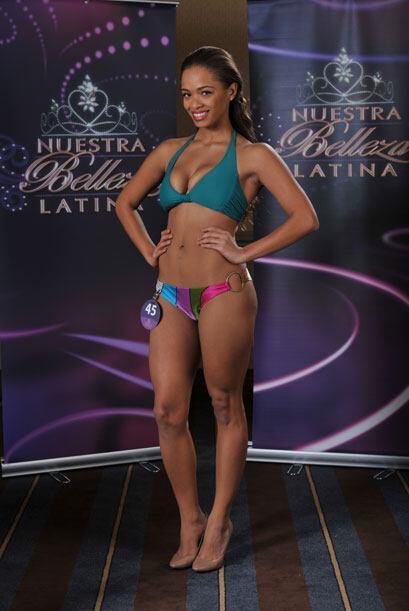 Tiffany Ogando de León tiene 21 años. Originaria de Puerto Rico, audicio...