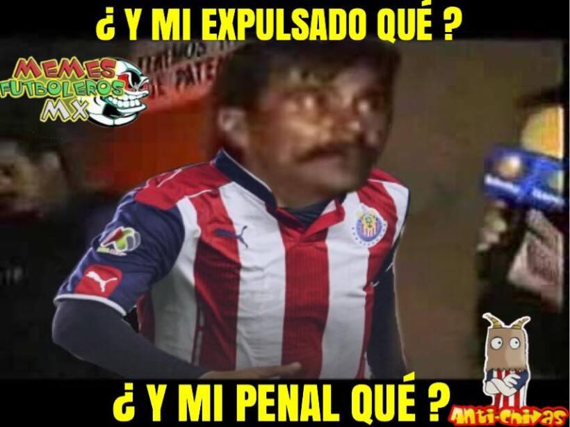 Chivas no pudo con Moncarcas y se llevó las burlas en redes socia...