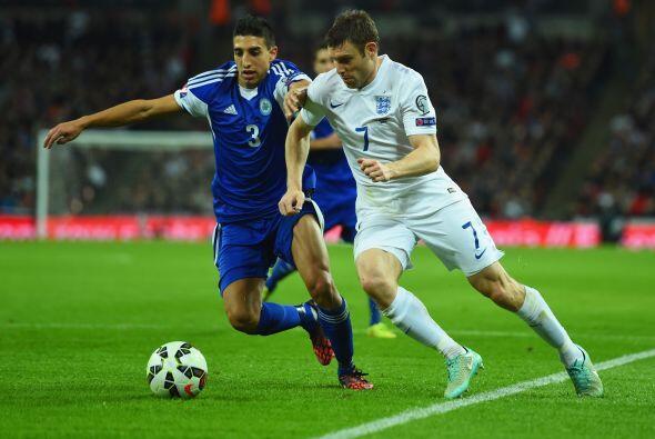 Con este resultado Inglaterra demuestra su poderío sobre los otros rival...
