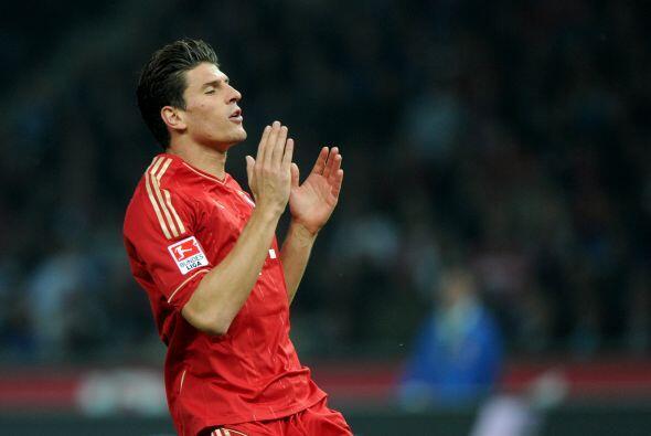 El 'Matador' del Bayern Munich dio de qué hablar al unirse a Lionel Mess...