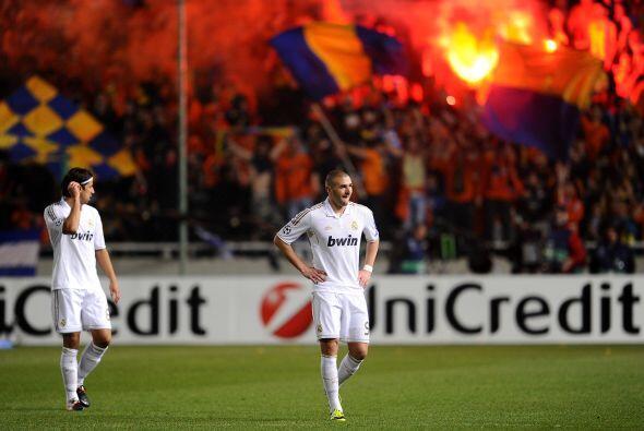 Gran esfuerzo del APOEL, pero todo indica que su camino en la 'Champions...