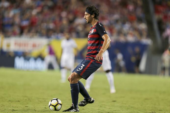 4. Omar González (Estados Unidos): 2,3 millones de dólares.
