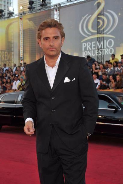 El actor Harry Geithner, que participó en la exitosa novela 'Eva Luna' e...