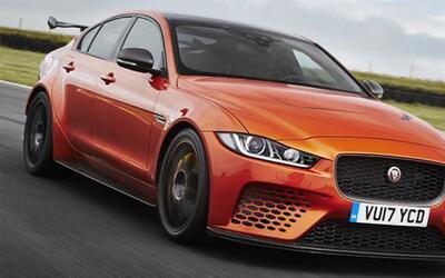 Jaguar XE SV Project 8 es una bestia limitada a 300 unidades