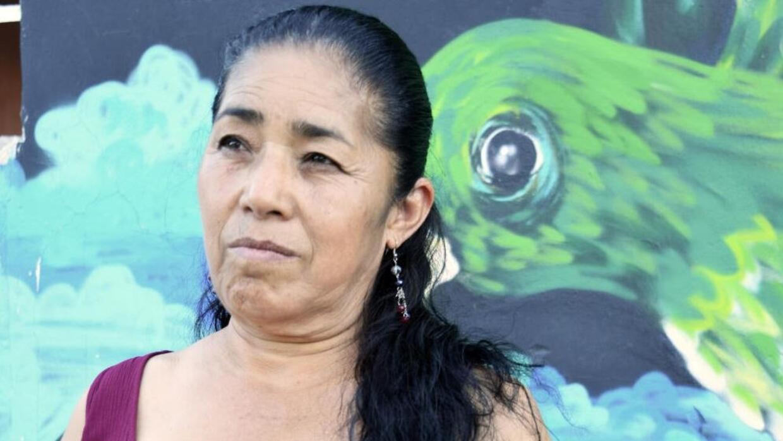 La hija de Paula Flores, María Sagrario, tenía 17 años cuando desapareci...