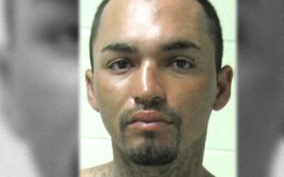 José Daniel Calderón fue arrestado en la frontera de Arizo...