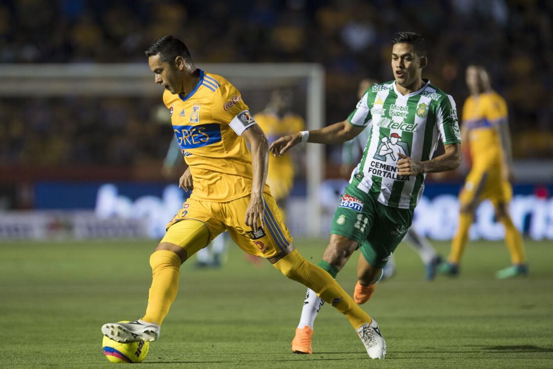En fotos: Fiesta para los Tigres que golearon al León 20180331-9594.jpg
