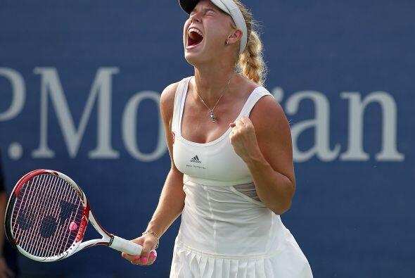 Caroline Wozniacki sigue en la búsqueda de su primer título de Grand Sla...